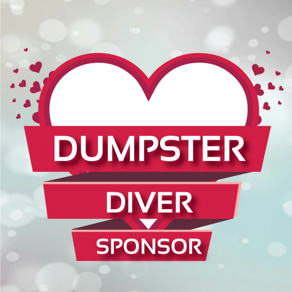 Dumpster Diver Sponsor